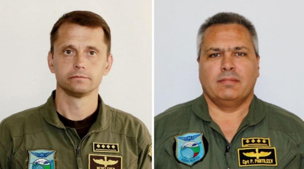 Изпращат загиналите летци с пълен военен церемониал