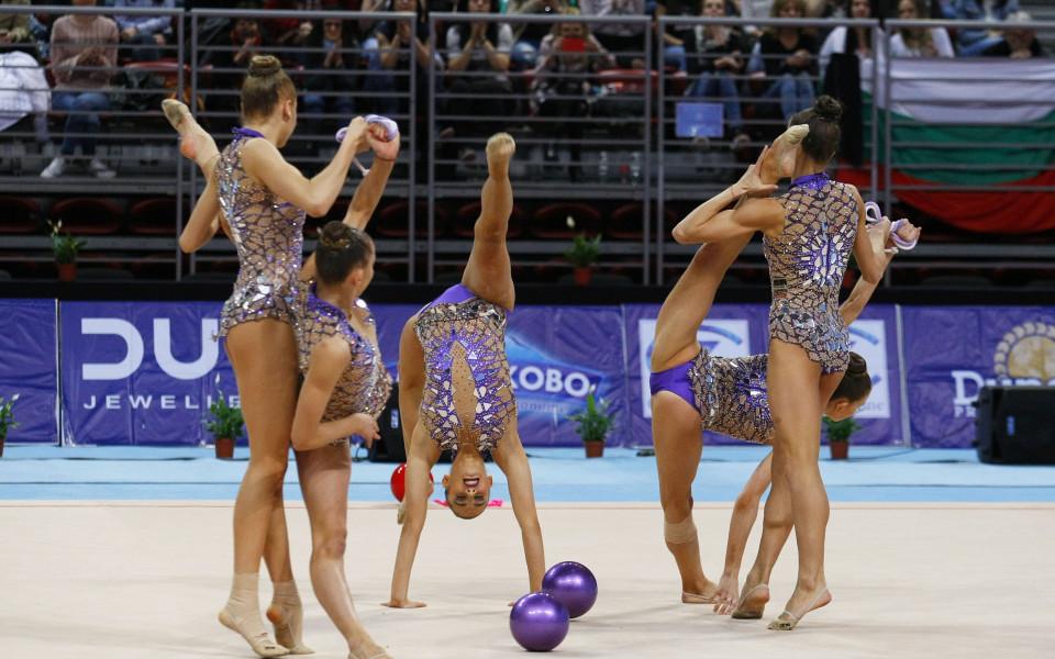 7bc5d95d1d0 Рекорден брой участници на Световното по художествена гимнастика у нас