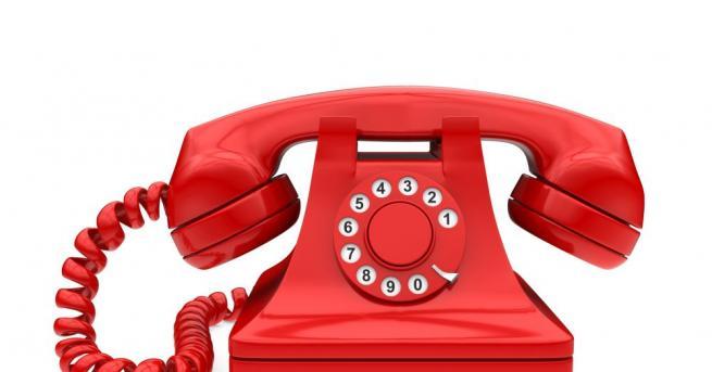 Един от най-големите символи на Студената война - Червеният телефон,