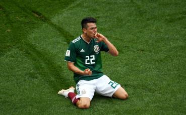 Мексикански национал хвана окото на Реал Мадрид и Ювентус