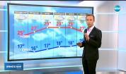 Прогноза за времето (18.06.2018 - обедна емисия)