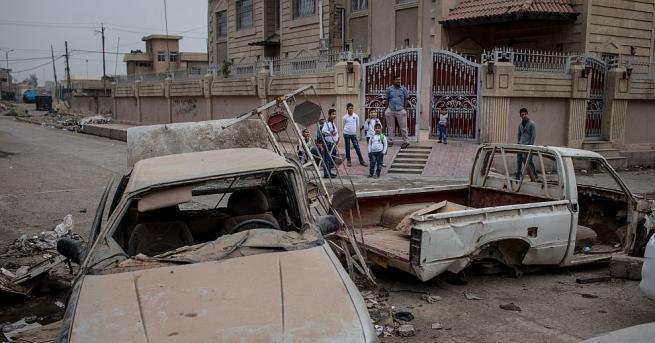 Снимка: Шест експлозии на коли бомби и самоделни взривни устройства в Ирак