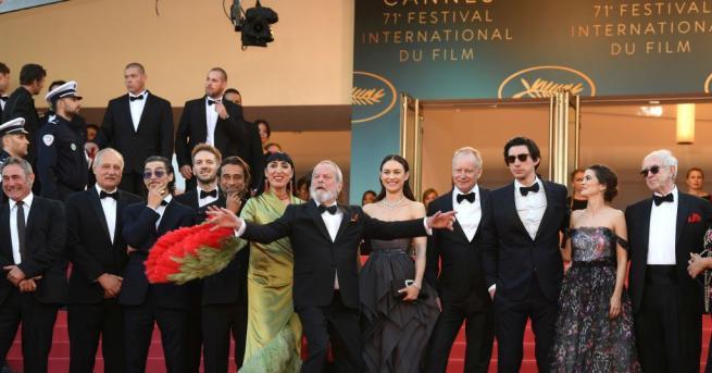 Дългоочакваното излизане на филма на Тери Гилиъм