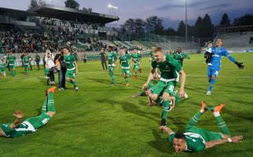 Лудогорец тръпне за първото препятствие в Шампионската лига