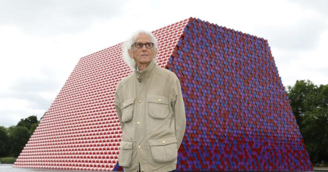 Artist and sculptor Christo Yavashev died in New York at
