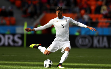 Уругваец от Юве възкликна:  Роналдо знае името ми!