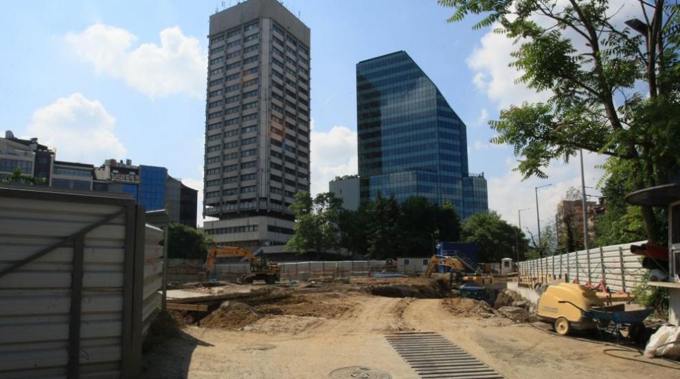 Древен некропол ще лежи в основата на небостъргач в центъра на София