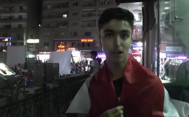 Египетска мъка в Кайро, феновете съкрушени