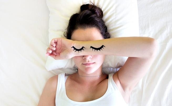 Добрият сън е важен за цялото тяло, но и за психическото ни здраве.