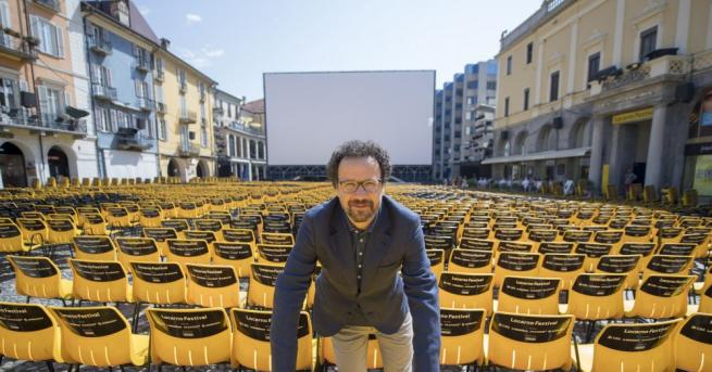 Творческият директор на кинофестивала в Локарно, Швейцария, италианецът Карло Катриан