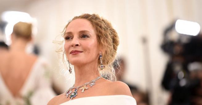 Американската актриса Ума Търман планира да получи шведски паспорт, предаде