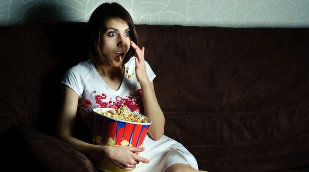 Гледането на филми на ужасите е полезно за здравето (ВИДЕО)