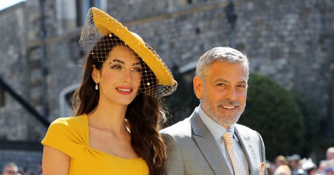 Снимка: Джордж Клуни за Меган Маркъл: Престанете да я преследвате, всички помним как свършва това!