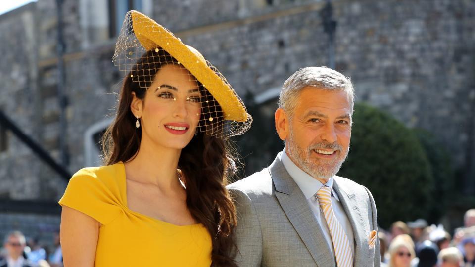 Амал Клуни Джордж Клуни