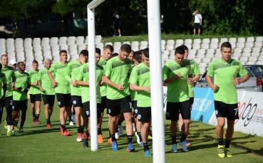 Черно море отпътува за Банско с група от 27 футболисти