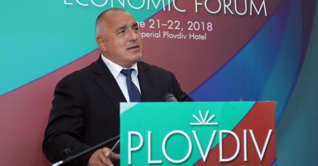 Министър-председателят Бойко Борисов заяви, че България става все по-добре в