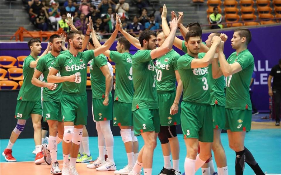 Волейболистите в сблъсък с Иран днес