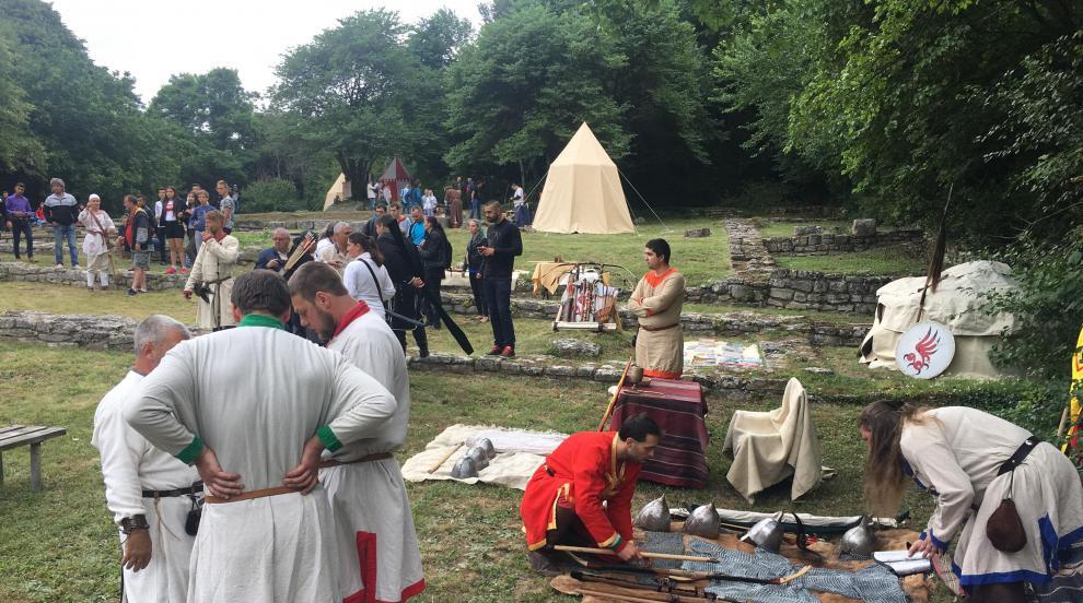 Колко рано е имало прабългари в днешна България? (СНИМКИ)