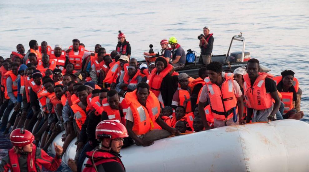 """Мигрантите от """"Алан Курди"""" пристигнаха в Малта"""