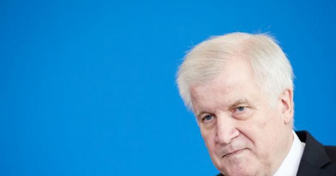 Германският вътрешен министър Хорст Зеехофер заяви в публикувано днес интервю