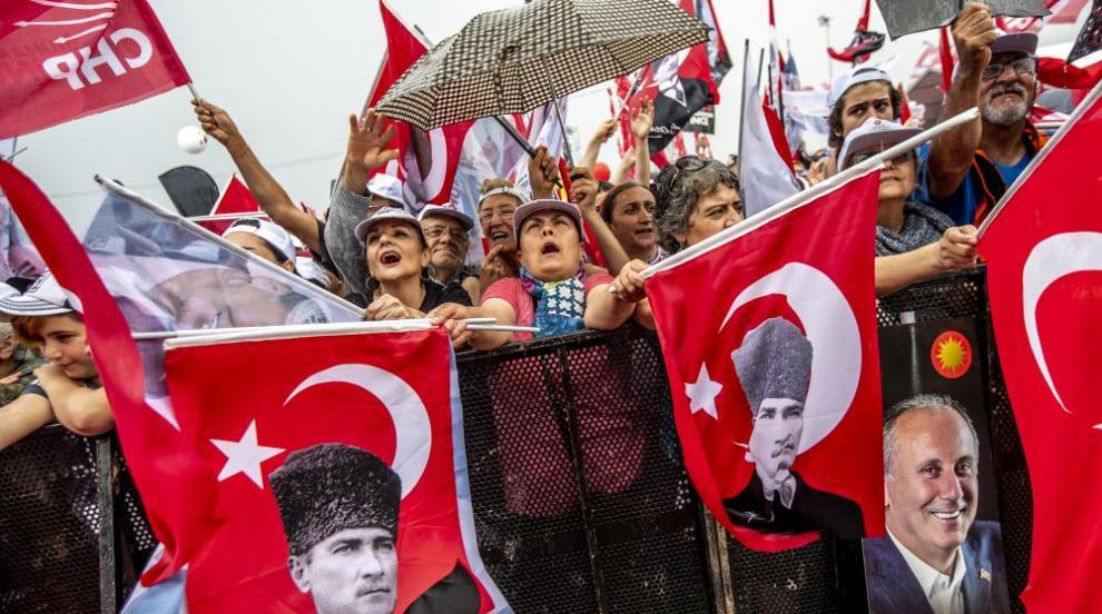 Над 600 чуждестранни журналисти ще отразяват изборите в Турция