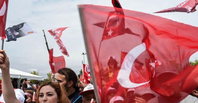 В Турция избират нов държавен глава и състав на парламента