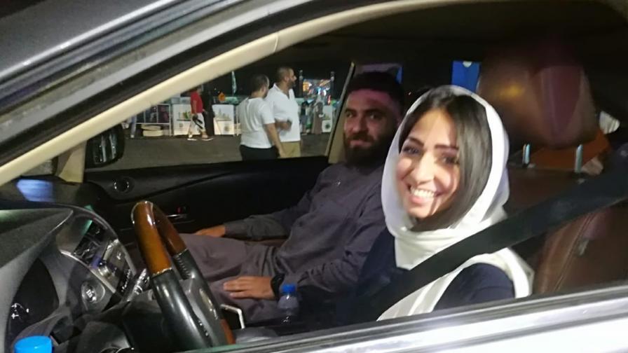 Саудитска Арабия: Жените вече шофират, принцеса беше сред първите