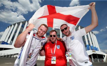 НА ЖИВО:  Англия пробва предсрочно класиране срещу Панама