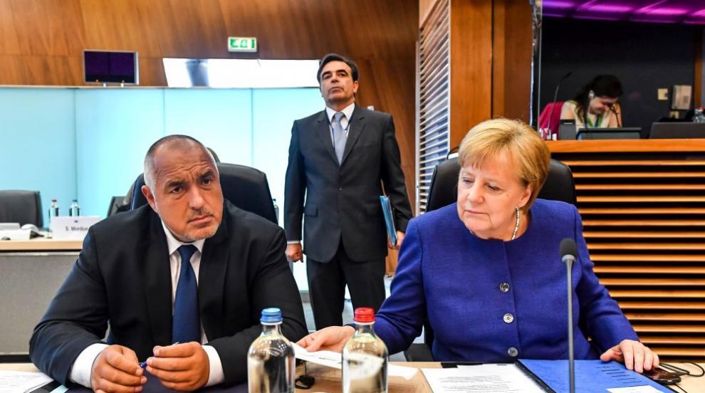 Борисов към Меркел: Пандемията с коронавирус е...