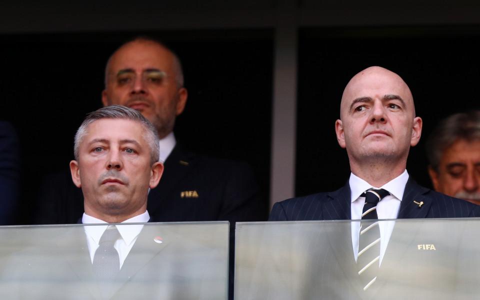 Босът на сръбския футбол: ФИФА ни ограби нарочно!