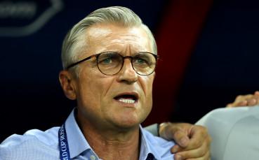 Селекционерът на Полша след 0:3 Мачът беше равностоен