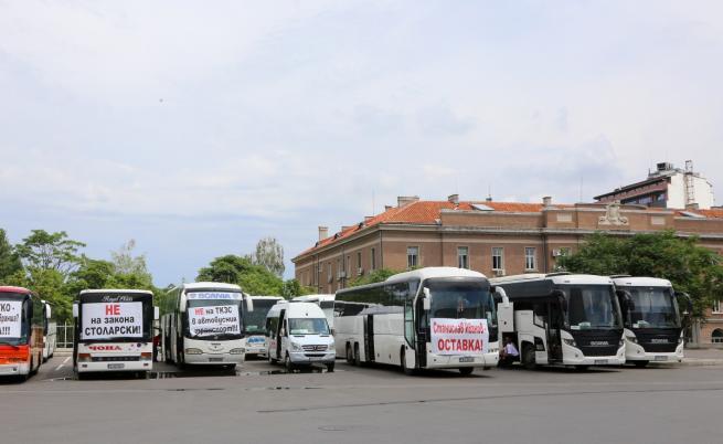 Президентът подкрепя исканията на превозвачите