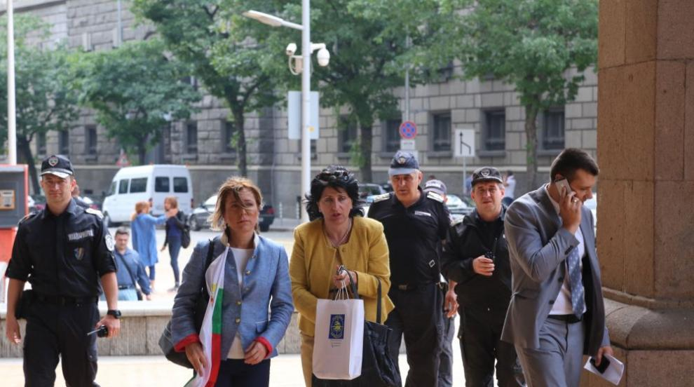 Борисов се разпореди и протестът на превозвачите се отмени