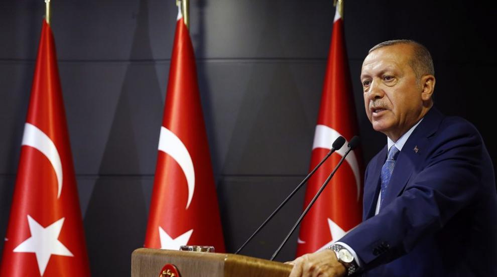 Турция става президентска република, цялата власт отива в ръцете на Ердоган