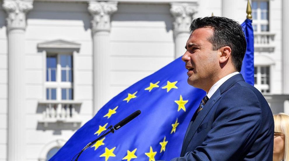 Зоран Заев иска предсрочни парламентарни избори