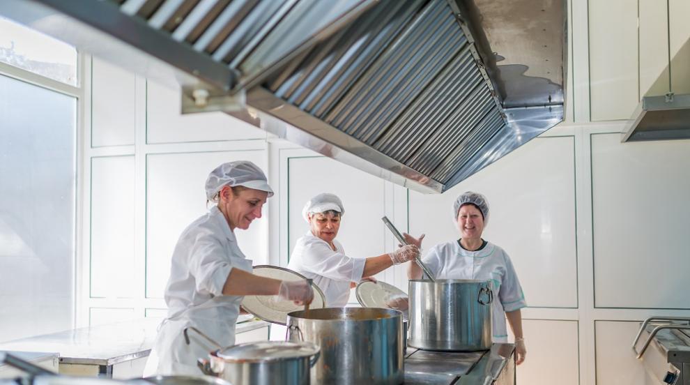 Безплатни Детска кухня и Зелена зона предлагат...