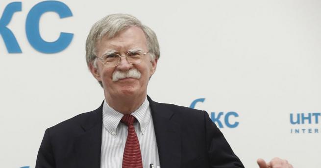 Съветникът на Белия дом по въпросите на националната сигурност Джон