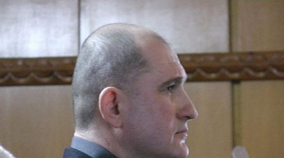 За втори път отказват предсрочно освобождаване на Георги Сапунджиев