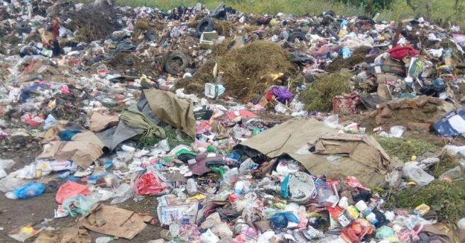 Откритото в сметището край хасковското село Гарваново мъртво бебе е