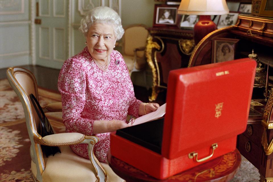 Кралица Ебизабет имоти