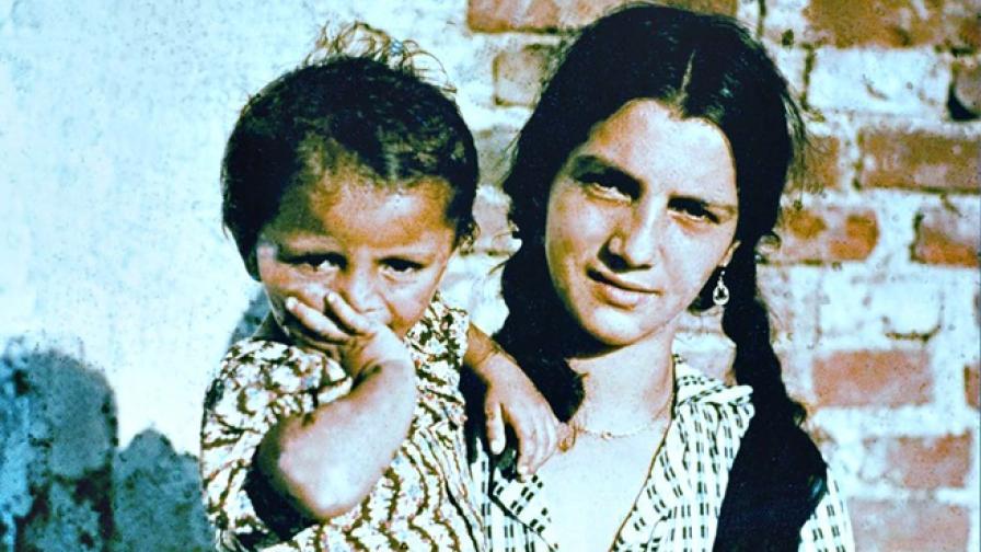 Депортирането на ромите в нацистка Германия