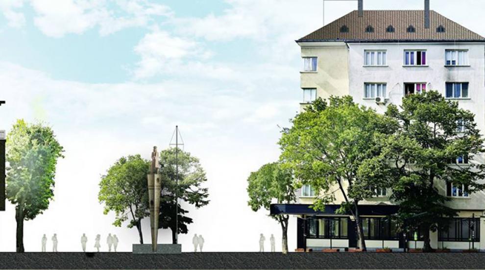10-метров паметник на моряка ще се извисява във Варна (СНИМКИ)