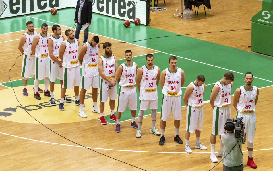 Баскетболистите срещу Франция за начало на втория етап на квалификациите