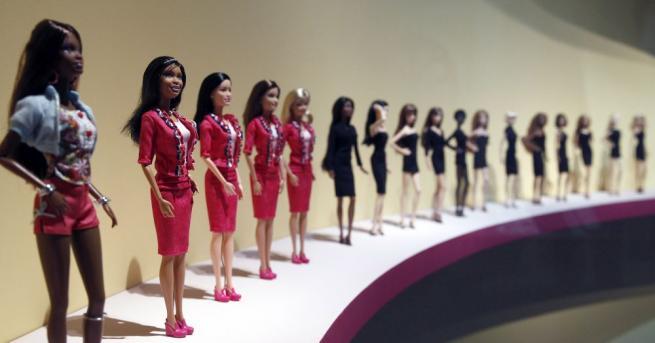 Най-известната кукла в света - Барби, вече има нова професия.