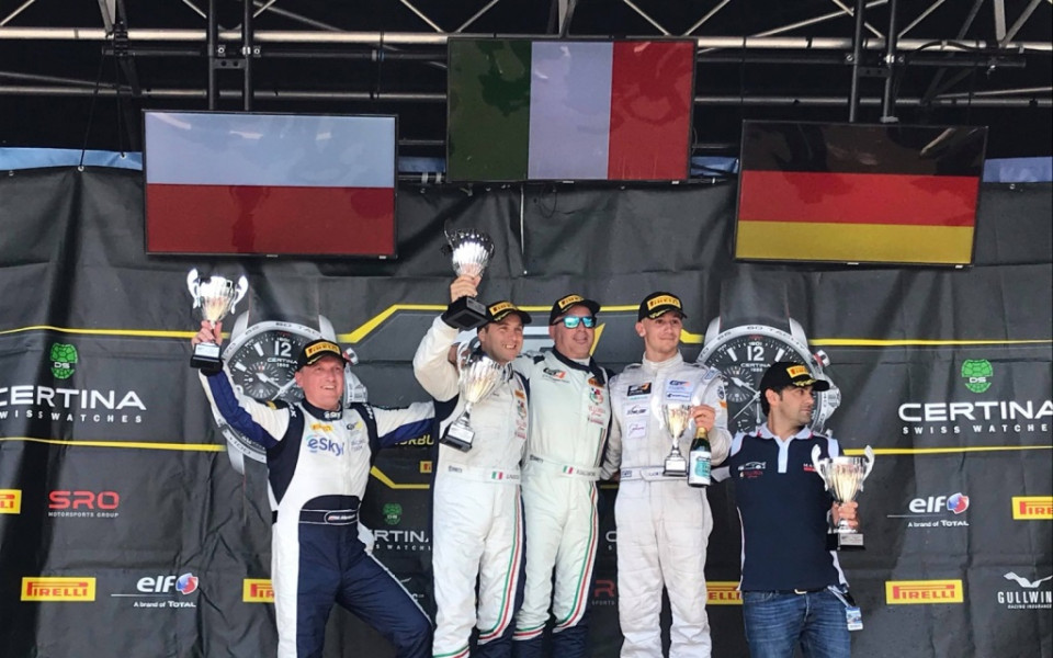 Влъчков на трето място в GT 4 на Нюргбургринг