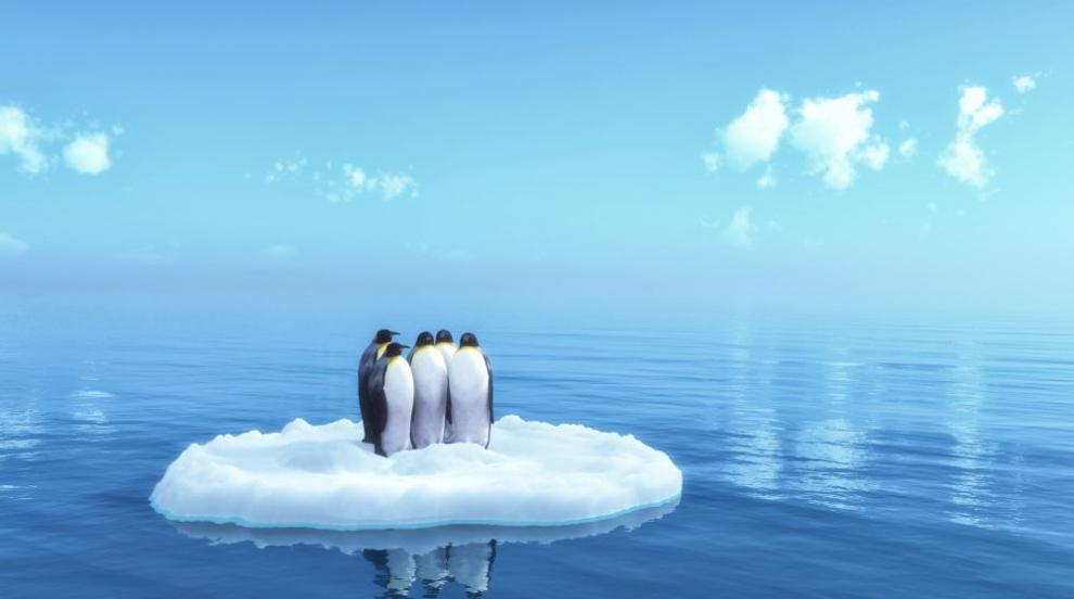 Температурен рекорд в Антарктида - минус 98,6 градуса