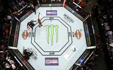 UFC със сериозни загуби от коронавируса