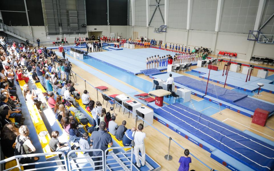 Русия спечели европейската титла при дамите в спортната гимнастика