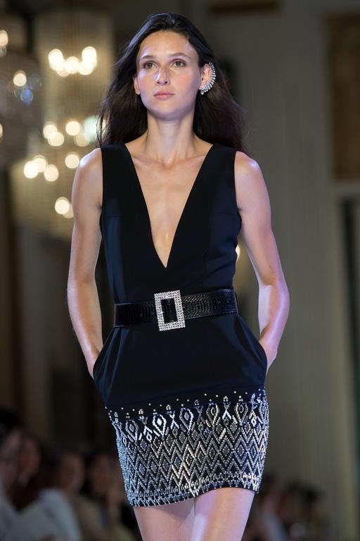 Maxime Simoens за Azzaro Couture