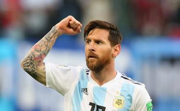 Нови разкрития за влиянието на Меси в националния отбор